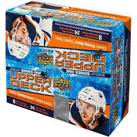 2020 Upper Deck Series One Hockey RETAIL BOX (PERSONAL BREAK) **READ BELOW**