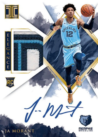 #3 - Impeccable NBA 2019 SINGLE BOX HIT DRAFT (3/11 Break)