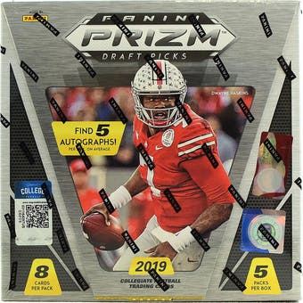 #7 -- Prizm Draft 2019 - Buy 1 team get 1 Team Free