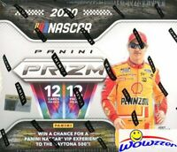 2020 Prizm NASCAR Hobby Box (PERSONAL BREAK) **READ BELOW**