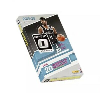 #11 - 19-20 Optic T- Mall NBA Single Box RT Break (5/30 with Noah)