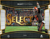 #1 -- 2018 Select NFL Single box Random Team Break