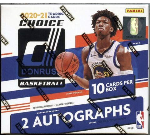 #8 - Donruss Choice NBA Single Box RT (3/21 Break)