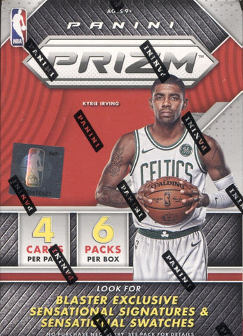 #4 - 2017-18 Prizm 4 Blaster Box RT Break (11/25 Break)