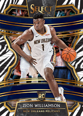 52  - Select NBA SINGLE BOX RANDOM TEAM BREAK (3/6 Break)