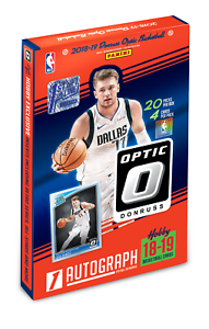 #4  2018/19 FOTL Optic NBA Random Team Single Box Break