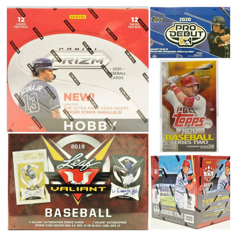 #2 - 5 Box MLB Mixer (7/8 Break)