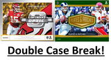 DOUBLE CASE BREAK - Plates and Patches / Contenders Optic FB PYT