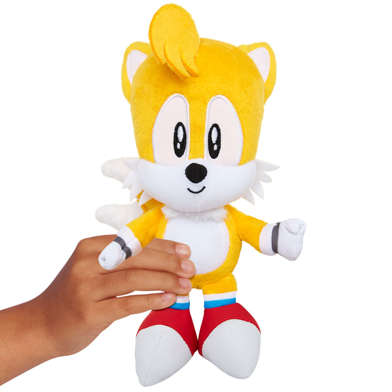"Official Sonic the Hedgehog Tails 7"" Plush / Plushie"