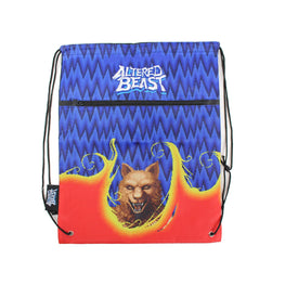 Official Altered Beast Werewolf Transformation Drawstring Bag