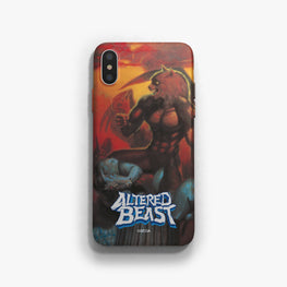 Official Altered Beast Box Art Phone Case