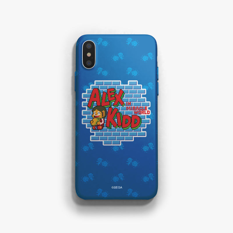 Official Alex Kidd in Miracle World Phone Case