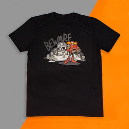 Sonic the Hedgehog 'Beware Evil Dr. Eggman' Halloween T-Shirt
