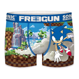 Official Modern Sonic Freegun Boxers - Adult