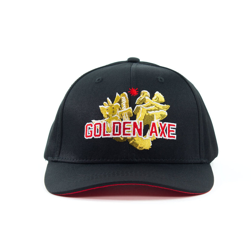 Official Golden Axe Japanese Logo Snapback