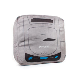 SEGA Saturn Console Plush Cushion