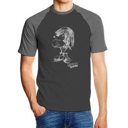 Official Classic Knuckles Sketch T-Shirt