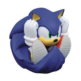 Official Sonic the Hedgehog Bust Bank