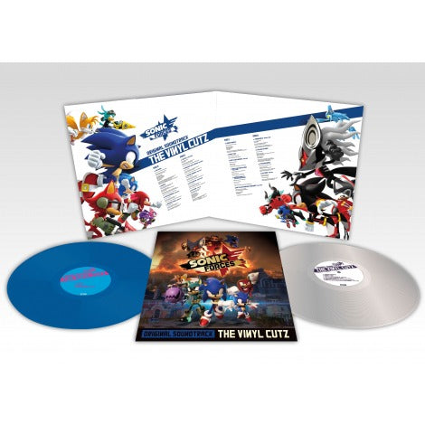 Official Sonic Forces Original Soundtrack Vinyl