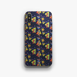 Official Classic Sonic All Over Pattern Phone Case