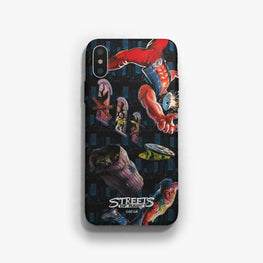 Official Streets of Rage Phone Case