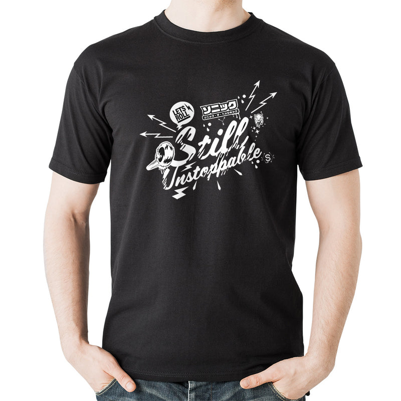 Official Modern Sonic 'Still Unstoppable' T-Shirt