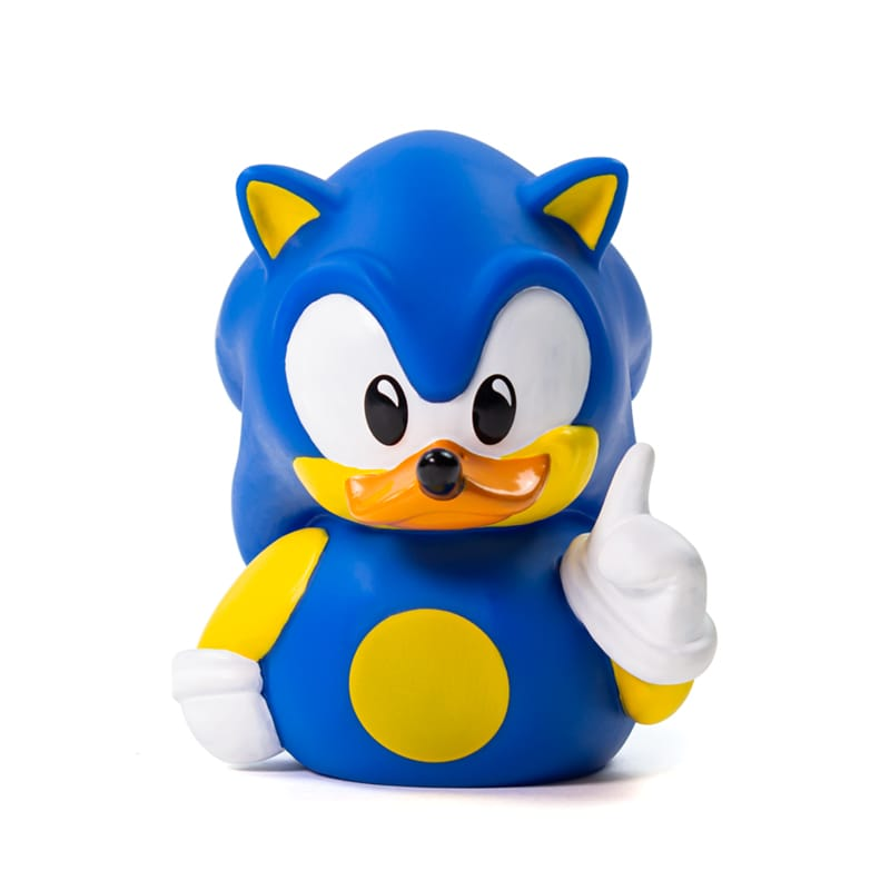 Official Sonic the Hedgehog TUBBZ Collectible Duck