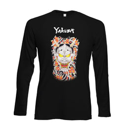 Official Ryu ga Gotoku Majima Goro 'Hannya' Long Sleeved T-Shirt