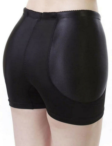 Lady Padded Butt Hip Enhancer Panties Shaper Buttocks Push Up Women's Underwear