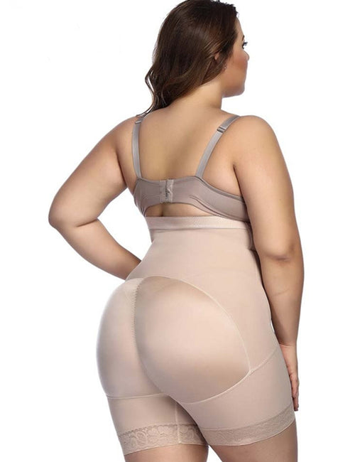 Plus Size Slimming Body Lingerie Waist Trainer Butt Lifters