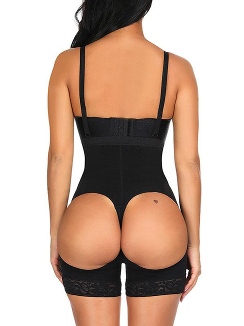 Strap Detachable Tummy Control Hip  Butt Lifter