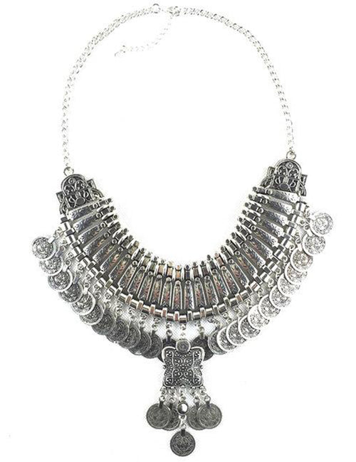 Women's clothing accessories decorative necklace 06