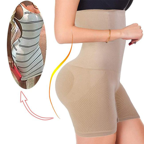 12477d2ac High Waist Trainer Slimming Shapewear Panties Butt Lifter