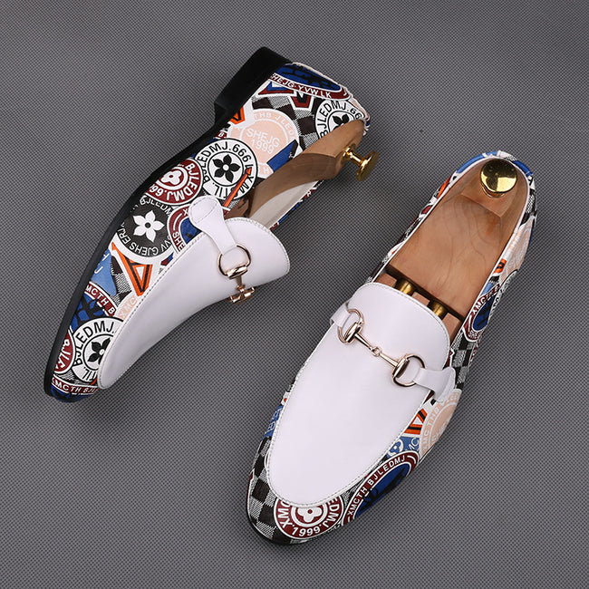 Luxury Men's Pointed Shoes