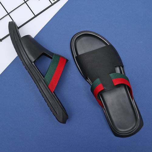Brand Summer Beach Men Anti-Slip Slippers