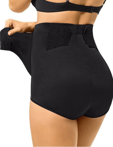 Women's High Waist Body Brief Underwear Tummy Control Panties Size XL to XXXL