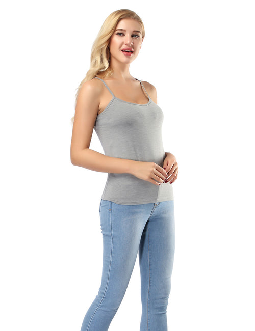 Adjustable Camisole Tops Stretch Womens Fashion Online Shopping
