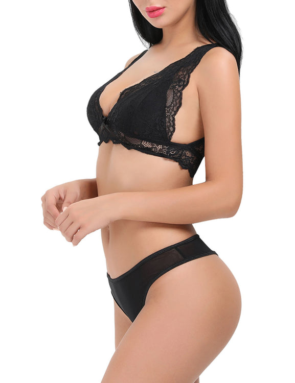 Collection Clasp Closure No Wire Ultrathin Bras Suit Slim Fit