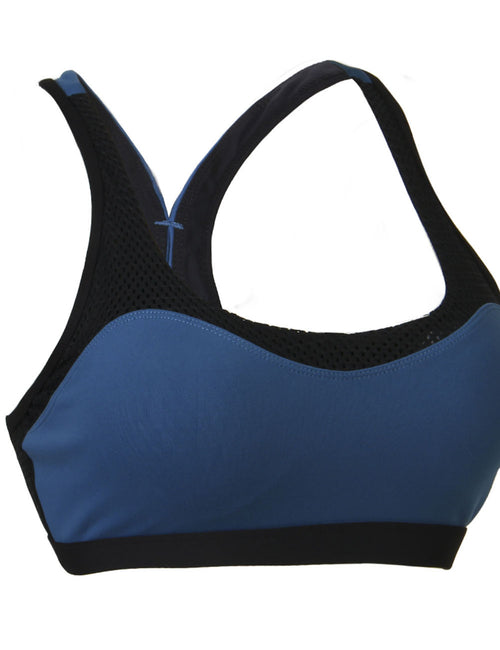 Elegant Wireless Workout Activewear Bra Fashionable Design