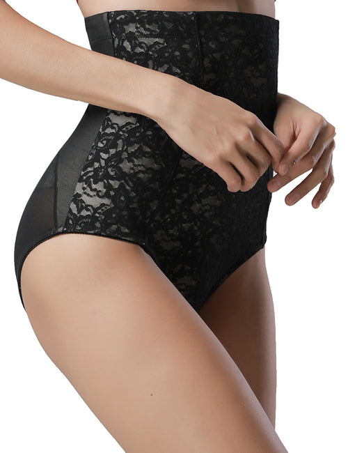 Good Lace High Rise Shaping Briefs Bodycon