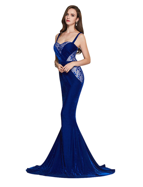 Gorgeously Floral Prom Dresses Sweetheart Neckline Slim