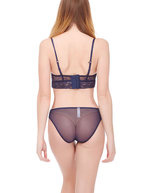 Gothic Lace Underwear Sets Five Hooks Ultra Sexy