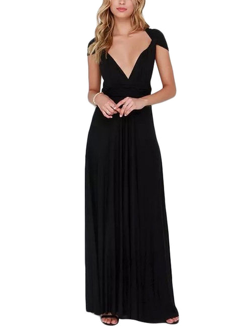 Lovely Evening Long Prom Dresses Drapery Hem Good Elasticity