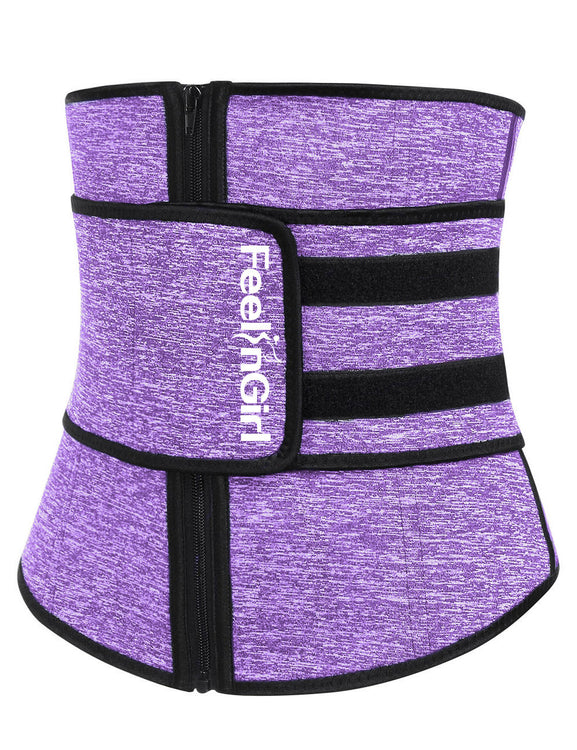 1c1aa16417aaa Most Comfortable Plus Zipper Velcro Closure Waist Cincher Neoprene Extra  Sexy