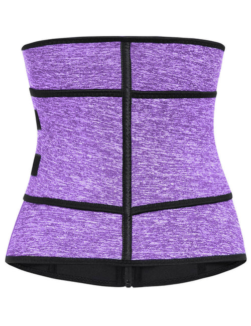 Most Comfortable Plus Zipper Velcro Closure Waist Cincher Neoprene Extra Sexy