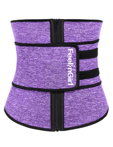 Ultimate 6 Steel Bones Neoprene Shaper Vest Plus High Impact
