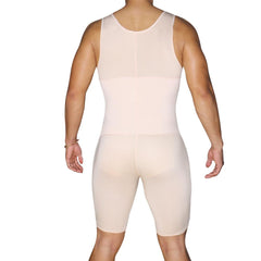 Men's Tummy Control Compression  Underwear Butt Lifter Girdle Shapewear Bodysuit