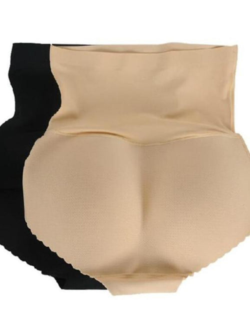 Butt Lift Briefs Hip Up Padded Lingerie Butt Enhancer Panties