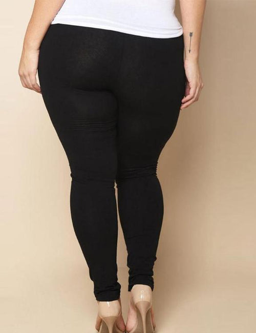 Elastic Yoga Lace Up Leggings
