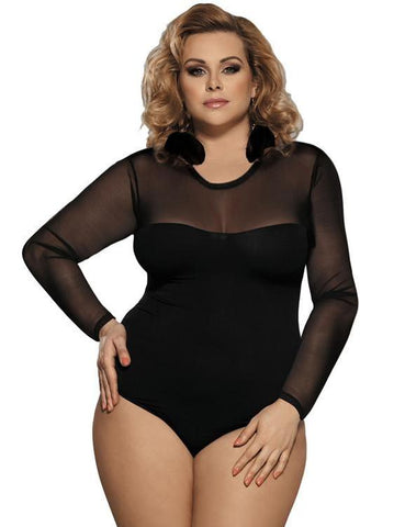 High-quality See Through Bodysuit
